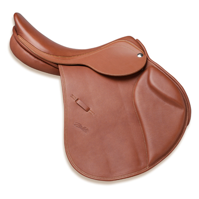 Zaldi jumping saddle  «Alexia»