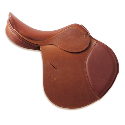 Zaldi jumping saddle  «Zaldi Oro»