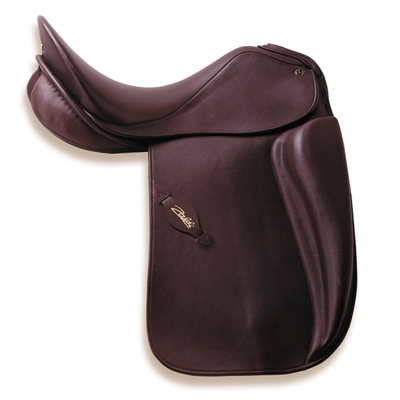 Zaldi dressage saddle  «Platinium»
