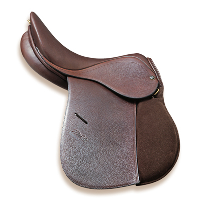 Zaldi child's all-purpose saddle «Royal-Junior»